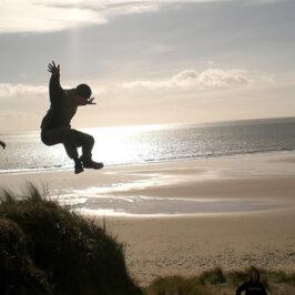 The Leap of Faith / Living by Faith?