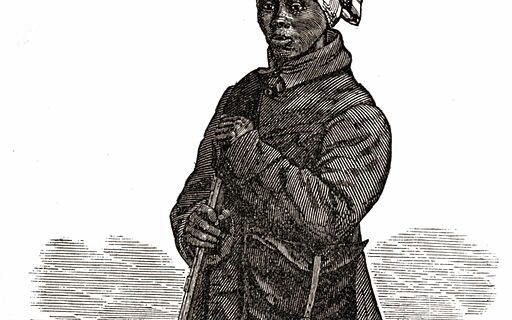 Harriet Tubman, Escaped Slave, Abolitionist, Conductor on the Underground Railroad