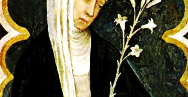 Catherine of Siena, Mystic, Monastic, Betrothed to Christ