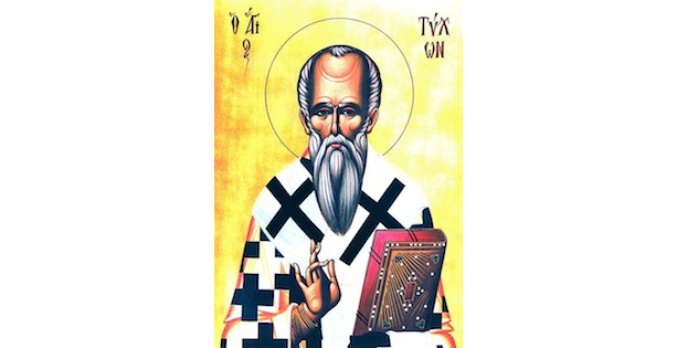 Tikhon of Amathus, Bishop, Generous, Did Much With Little