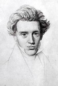 Soren Kierkegaard, Philosopher, Christian Opponent of Christendom