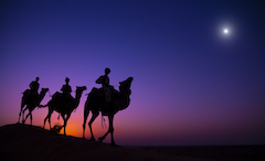 Preparing for Advent: Journeying with the Magi (excerpt)