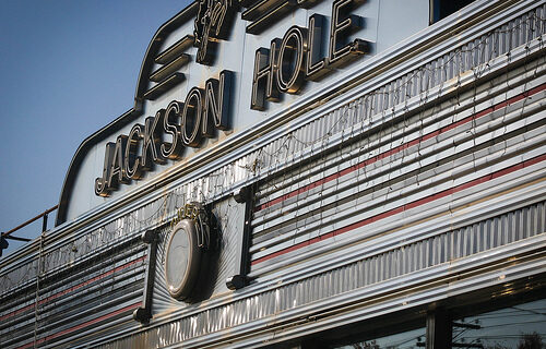 A Burger in Jackson