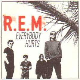 """Thanks be to God for R.E.M. (especially """"Everybody Hurts"""")"""