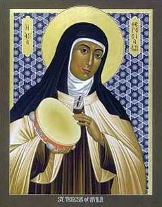 Teresa of Avila, Mystic, Nun, Doctor of the Church