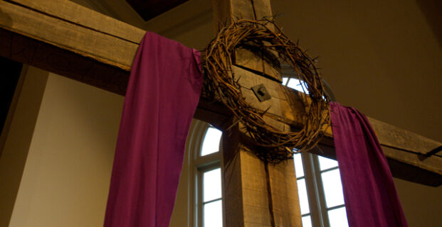 Living and Dying Holy Week