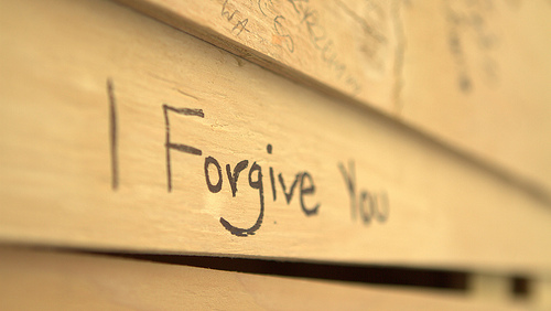 The Other Side of Forgiveness