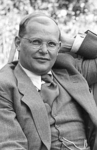 April 9 – Dietrich Bonhoeffer, Martyr, Pastor, Enemy of the State