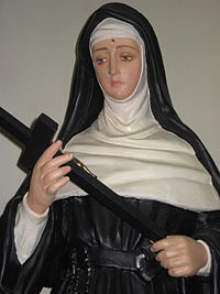 Rita of Cascia, Wife, Mother, Nun