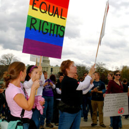 The Church and the New Civil Rights Movement (Ode to Dick Brogan)