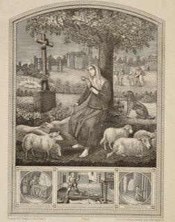 Germaine Cousin, Shepherdess, Abandoned, Victim of Abuse