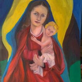 Mary of Nazareth, Mother of Jesus, Theotokos