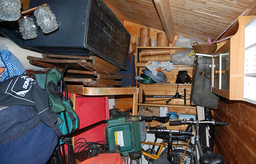 Getting Rid of the Clutter