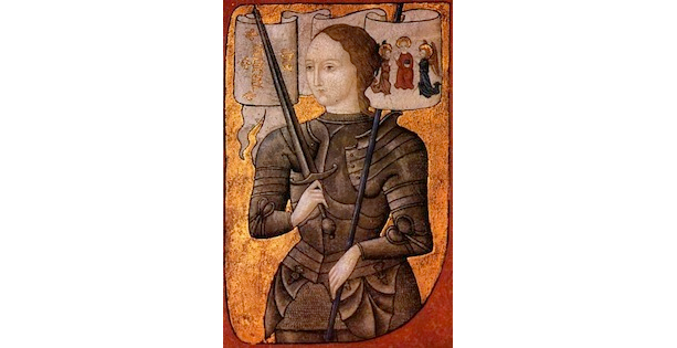 Joan of Arc, Martyr, Warrior, Victim of Injustice